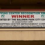 Shopping Center Recognition Award